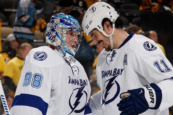 «Тампа» обыграла «Питтсбург» в первом матче полуфинальной серии плей-офф НХЛ